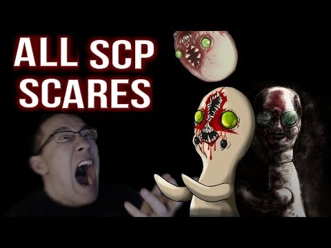Markiplier - All SCP-173 Scares/Encounters [Parts 1 - 41]