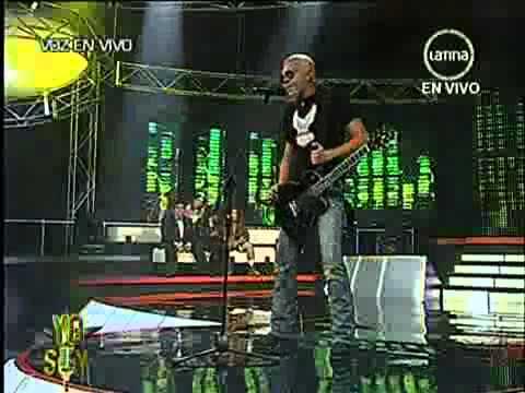 Imitador de James Hetfield hizo estallar 'Yo Soy'