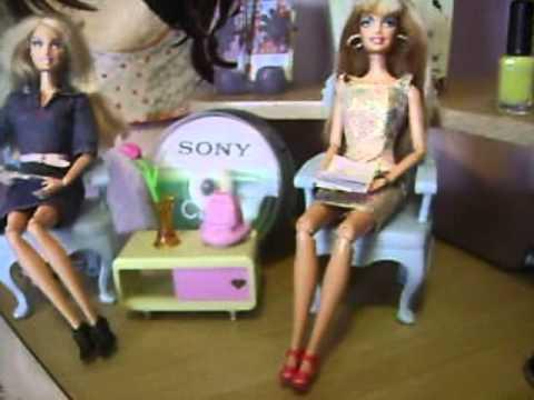 Serie Barbies - Misterio en el rodaje.Cap.1