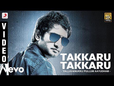 Vallavanukku Pullum Aayudham - Takkaru Takkaru  Video   Santhanam