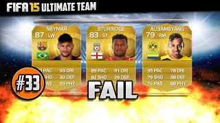 Fifa 15 | Ultimate Team | Fail [ #33 ]