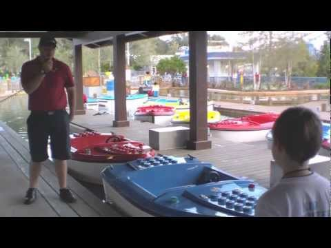 LEGOLAND Florida - Boating School (First Look During Preview Weekend)