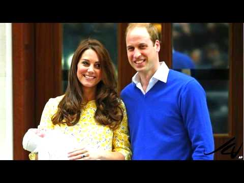 Britain has a new princess, another Royal Baby -  Who gives a rat's behind  - Youtube