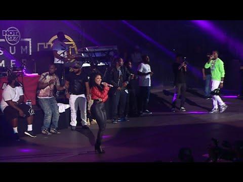 Meek Mill & Nicki Minaj - Summer Jam 2015
