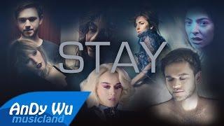 download lagu Stay Megamix  Zedd, Lady Gaga, Zayn, Taylor Swift, gratis