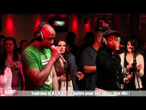 Soprano et R.E.D.K. - Avant de s en aller (live NRJ)
