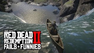 Red Dead Redemption 2 - Fails & Funnies #28