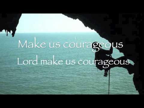 Courageous song lyrics