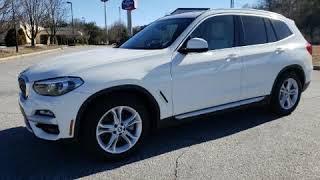 2019 BMW X3 in Fletcher, NC 28732