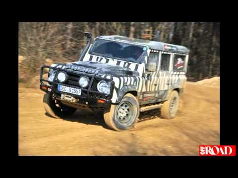 OFF ROAD Spezial: Land Rover Defender