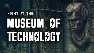 Night at the Museum of Technology: Jiggs' Loot & The Virgo II Lunar Lander - Fallout 3 Lore