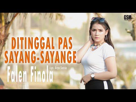 Dj Kentrung - Ditinggal Pas Sayang Sayange - Falen Finola I Official Music Video
