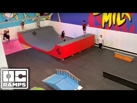 US Open Huntington Beach Pop-up SKATE PARK