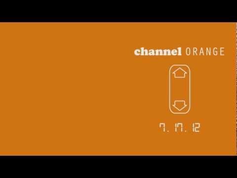 Frank Ocean - Forrest Gump (Lyrics on Screen) [HQ]