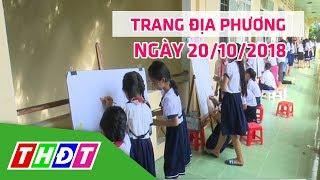 Trang tin địa phương | 20/10/2018 - Huyện Tân Hồng | THDT