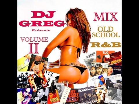 Old School  Rnb  Hip-hop Mix 90's  Vol.2 video