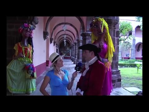 San Miguel de Allende, Guanajuato. De Tour 18/01/14
