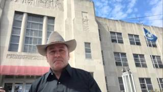 Clay Higgins retirement press conference