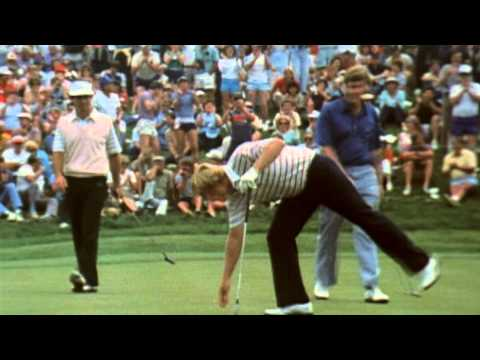 Jack Nicklaus Talks About His 1984 Memorial Win