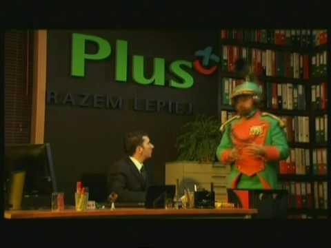 Kabaret Mumio - Poprawka (reklama Plusa)