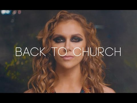 Alyson Stoner Back To Church pop music videos 2016