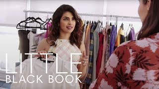 Priyanka Chopra's Guide to Fashion | Little Black Book | Harper's BAZAAR