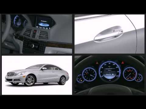 2012 Mercedes Benz  E Class Video