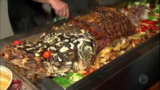 Conheça o festival de frutos do mar da Ceagesp