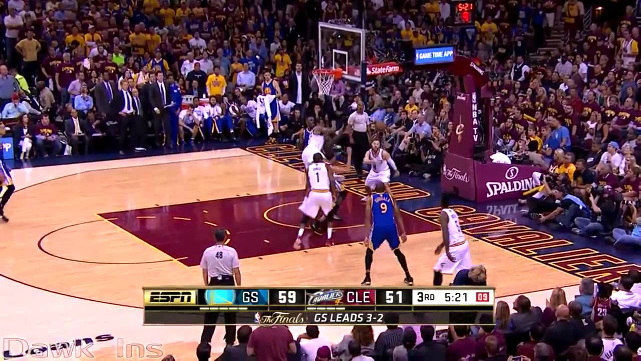 Stephen Curry Full Highlights 2015 Finals G6 at Cavaliers ...