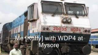 Tippu express Mysore - Bangalore
