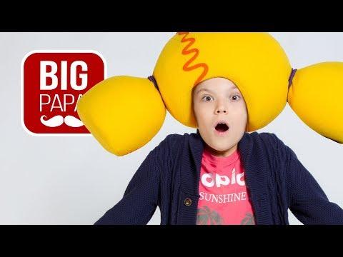Потому что Новый Год! КУКУТИКИ - Смешное видео - ТРИ МЕДВЕДЯ - видео для детей kids -Big Papa Studio