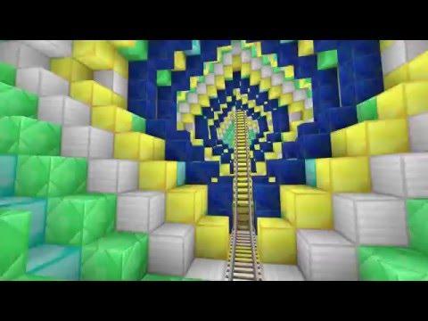 ТОП 10 ИЛЛЮЗИЙ В МАЙНКРАФТ | Minecraft 10 невероятных оптических иллюзий GeronCraft