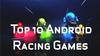 Top 10 Android Racing Games - Motorsport Games for Android