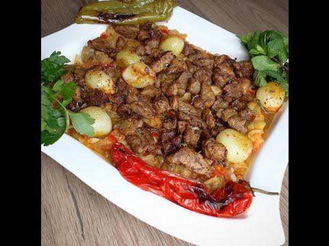 Akdeniz İncisi Yemeği Tarifi Videosu