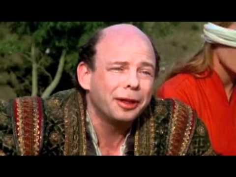 Memorable Movie Death #3: Vizzini From Princess Bride