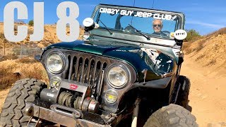 Jeep CJ Scrambler Walk-Around & Review