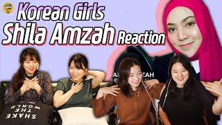 Download Lagu Korean Girls React to Shila Amzah !!!!! Finally!!!!! Gratis STAFABAND