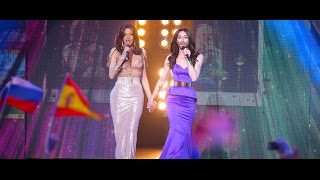 Conchita Wurst - Rise Like a Phoenix - Waterloo (Feat. Dana International) Eurovision 2015