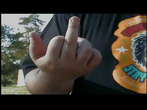 Epic Middle Finger Video