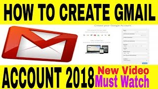 How To Create Gmail Email New Account