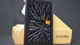 Amazon Kindle Fire_ Unboxing & Review