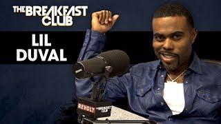 Lil Duval Talks New Single, Soulja Boy, Positive Vibes + More