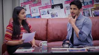 Fun moments with Sidharth Malhotra | Box Office India