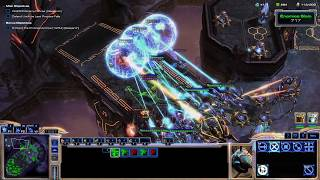 Starcraft 2 Wings of Liberty Brutal Playthrough - Mission 13 - In Utter Darkness