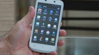 Xolo A800 review and unboxing - 1GHz dual core handset with qHD screen