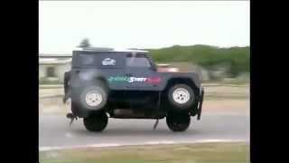 Defender Off Road Land Rover