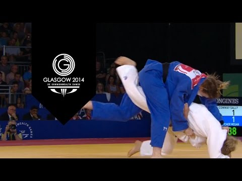 Judo: Women's 70kg - Day 2 Highlights - Part 4 | Glasgow 2014 Image 1
