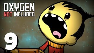 Oxygen Not Included - Ep. 9 - The Great Cleansing! - Let's Play Oxygen Not Included Gameplay