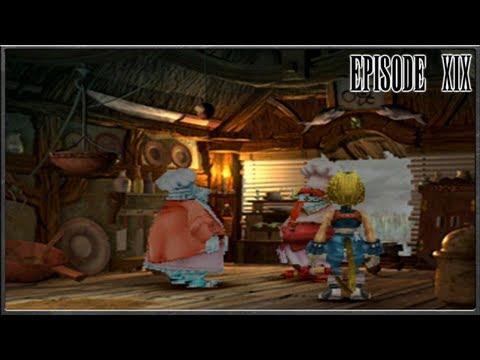Final Fantasy IX - Dagger's Trap & The Quen Of Qu's Marsh - Episode 19