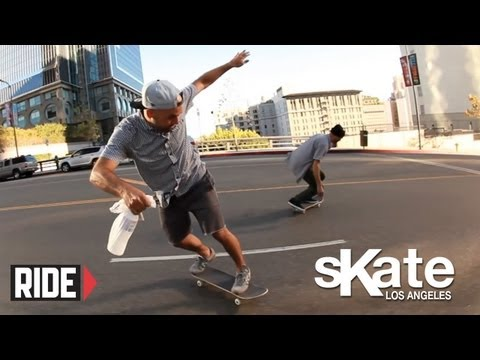 SKATE Los Angeles with Danny Montoya